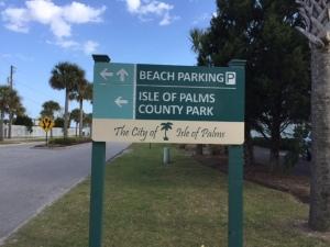 Parking sign1