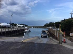 Marina Boat Ramp